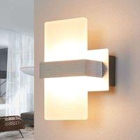 Beautiful Platon LED wall light