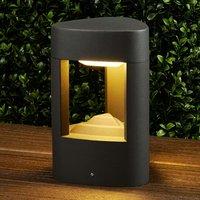 Nanna LED pilar light 20 cm   IP54