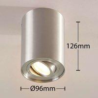 Ceiling spotlight Jolina made from aluminium