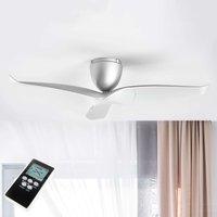 Three blade ceiling fan Aeratron  silver