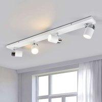Four bulb ceiling spotlight Kardo  IP44