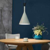 The concrete look   Roddik pendant light
