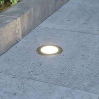 LED recessed floor light Doris  stainless steel