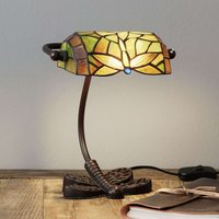 Fabulous table lamp DRAGONFLY  handmade