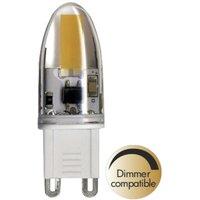 G9 1 6 W 828 LED bi pin bulb