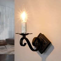 RECTORY wall light  one bulb  17 cm deep