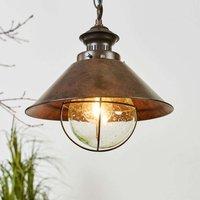 Antique looking Nautica Pendant Lamp  26 cm