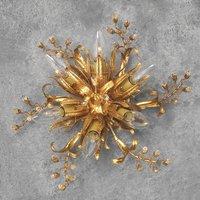 LATINA impressive ceiling light six bulb