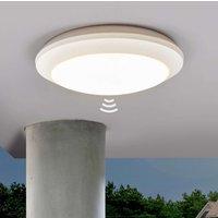 White sensor ceiling light Umberta 11 W 3 000 K