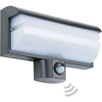 LBO 21679 LED wall spotlights with sensor  IP44