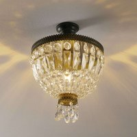 Crystal ceiling Light CUPOLA 30 cm