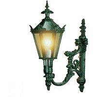 Outdoor wall light Diana  green