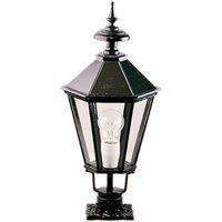 Pillar light K7c  black