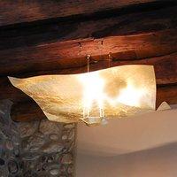 Knikerboker Crash gold hanging light 100 cm