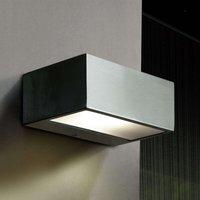 Outdoor wall light Nemesis  stainless steel