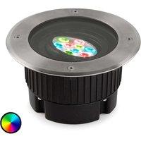 GEA LED recessed floor light  colour change