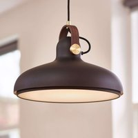 LE KLINT Carronade L   pendant light  black