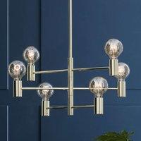 6 bulb hanging light Capital