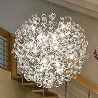 Innovative hanging light Crystal