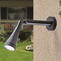 Protruding LED outdoor wall lamp Davin
