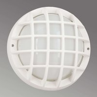 Outdoor wall or ceiling lamp EKO 26 G  white