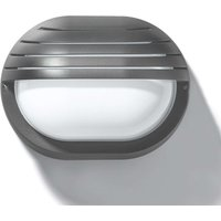 Classic outdoor wall lamp EKO 19 GRILL  silver
