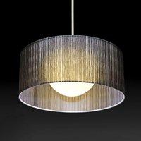 Hanging light Ganzo D 60 cm  H 25 cm  S 150 cm