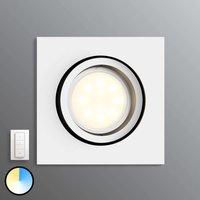 Philips Hue Milliskin  angular white dimmer switch