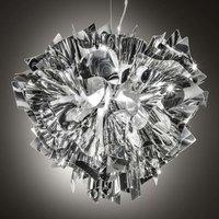 Silver Veli hanging light  42 cm