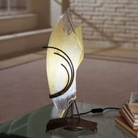 ROMA designer table lamp 48 towards the left