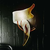 CAPRI Italian designer wall light right