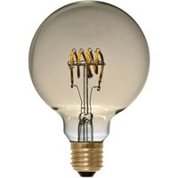 E27 4 W 922 LED globe G95 horizontal Curved Line