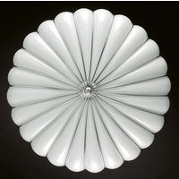 White GIOVE ceiling light  48 cm