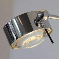 Wall light PUK SIDES  1 bulb 30 cm chrome