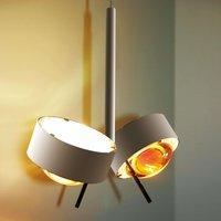 Adjustable hanging light PUK CEILING  matt chrome