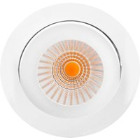 SLC DL04 LED recessed light white 3 000 K