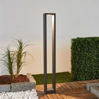 Jupp angular LED bollard light  90 cm