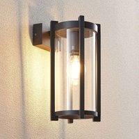 Lucande Brienne outdoor wall light  glass