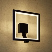 LED outdoor wall lamp Square  graphite grey