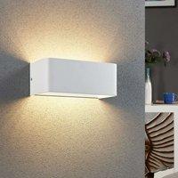 Puristic LED wall lamp Lonisa