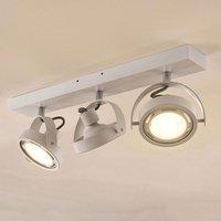 LED spotlight Munin  dimmable  white  3 bulb
