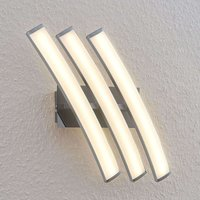 Ariana LED wall light  dimmable via switch