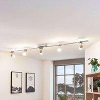 Aronja LED track lighting system  5 bulb