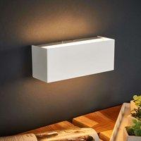 LED wall light Kimberly  23 x 9 cm  white