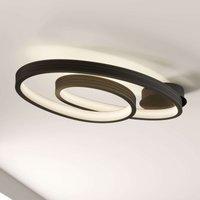 Lucande Bronwyn LED ceiling light  72 5 cm