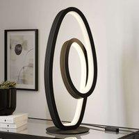Lucande Bronwyn LED table lamp