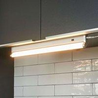 Pivotable LED furniture light Devin with sensor