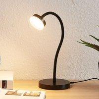 Lindby Dariel LED table lamp  black