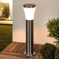 Pillar lamp Sumea with LEDs