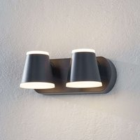 Tamim LED outdoor wall light  two bulb